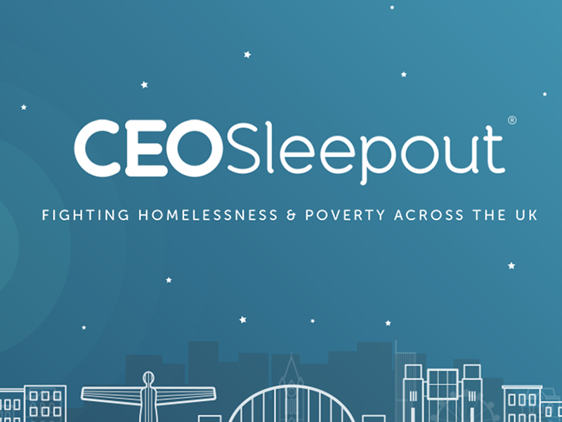 CEO Sleepout challenges London's business leaders