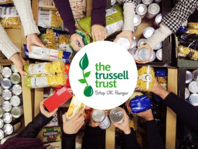 Here's why we're supporting the Trussell Trust with the #StayAtHomeSleepout