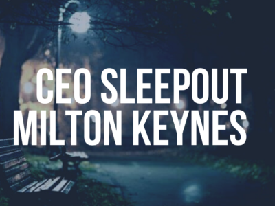 MILTON KEYNES BUSINESS LEADERS' SLEEPOUT GOES VIRTUAL IN BID TO COMBAT LOCAL HOMELESSNESS