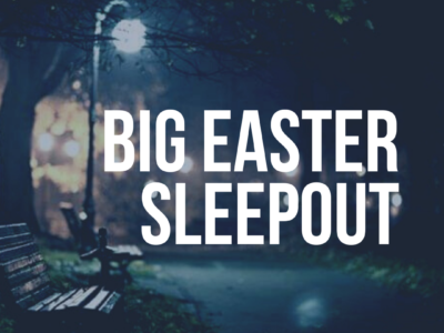 The Big Easter Sleepout At Home