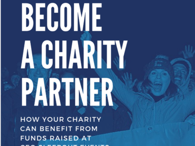 BECOME A CHARITY PARTNER