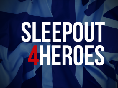 Sleepout For Heroes